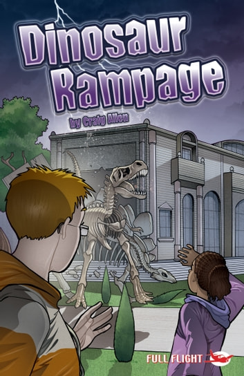 Dinosaur Rampage ebook by Craig Allen