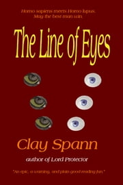 The Line of Eyes ebook by Clayton Spann