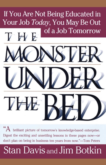 Monster Under The Bed ebook by Stan Davis