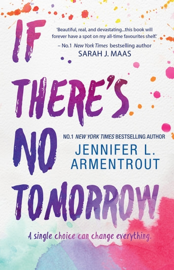 If There's No Tomorrow ebook by Jennifer L. Armentrout