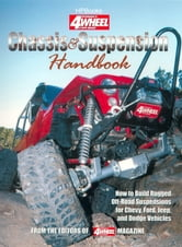 Chassis & Suspension Handbook HP1406 ebook by Carl Munroe