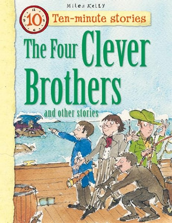 The Four Clever Brothers and Other Stories ebook by