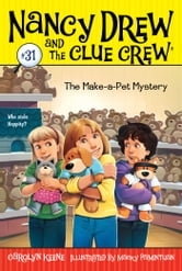 The Make-a-Pet Mystery ebook by Carolyn Keene