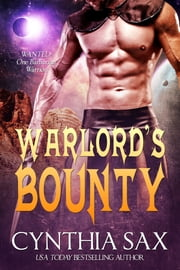 Warlord's Bounty ebook by Cynthia Sax