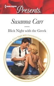 Illicit Night with the Greek ebook by Susanna Carr