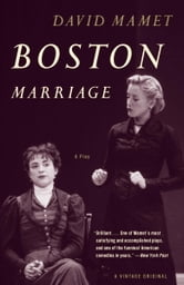 Boston Marriage ebook by David Mamet
