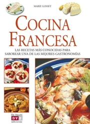 Cocina francesa ebook by Marie Gosset