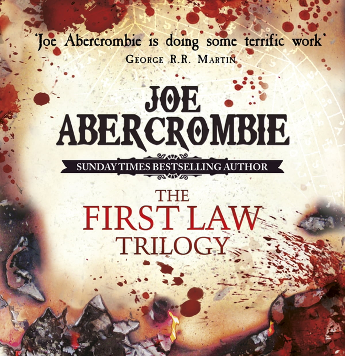 the first law trilogy boxed set joe abercrombie 9780575086227