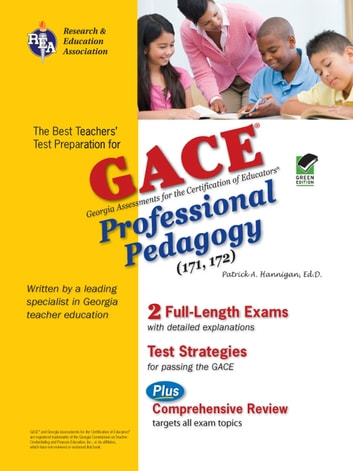 Georgia GACE Professional Pedagogy ebook by Patrick Hannigan, Ed.D.