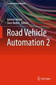 Road Vehicle Automation 2 ebook by