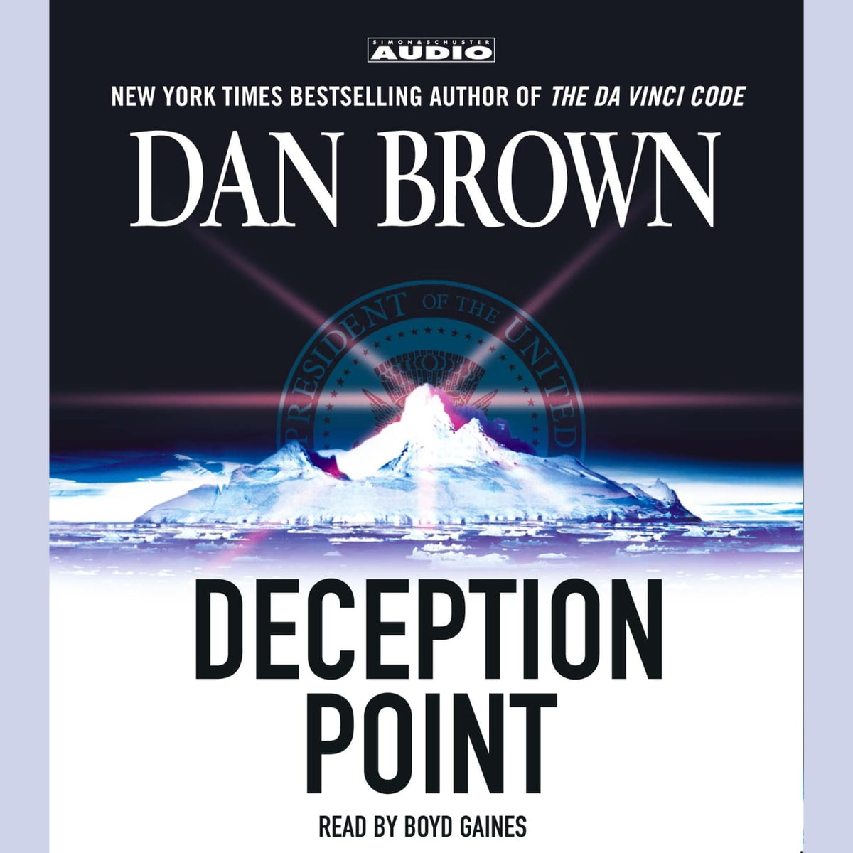 Deception point audiobook by dan brown 9780743550215 rakuten kobo buycottarizona