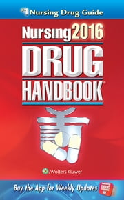 Nursing2016 Drug Handbook ebook by Lippincott