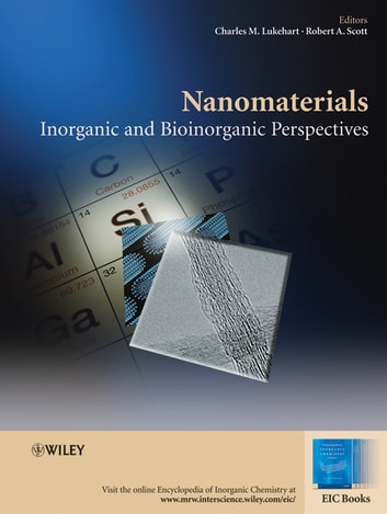 Nanomaterials - Inorganic and Bioinorganic Perspectives ebook by