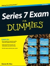 Series 7 Exam For Dummies ebook by Steven M. Rice