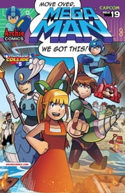Mega Man #19 ebook by Ian Flynn, Ryan Jampole, Gary Martin, Matt Herms, John Workman, Chad Thomas