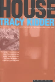 House ebook by Tracy Kidder