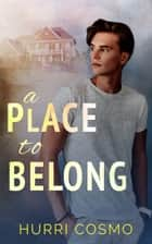 A Place To Belong ebook by Hurri Cosmo