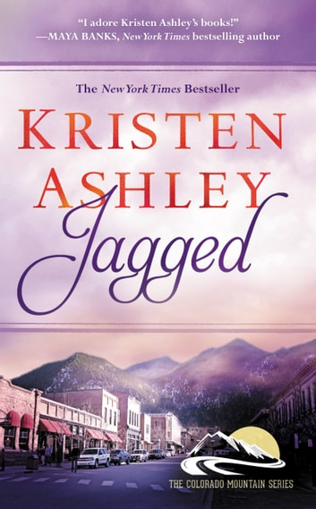 Jagged ebook by Kristen Ashley