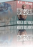 Straight No More Mega Bundle (11 in 1 MM Gay Erotica Collection)