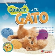 CONOCE A TU GATO ebook by Connie Gallardo Vela