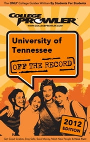 University of Tennessee 2012 ebook by Kristen Lewis