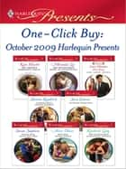 One-Click Buy: October 2009 Harlequin Presents 電子書籍 by Kate Hewitt, Miranda Lee, Sharon Kendrick,...