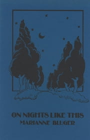 On Nights Like This ebook by Marianne Bluger