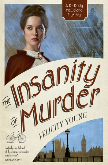 The Insanity of Murder ebook by Felicity Young