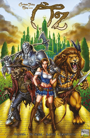 Grimm Fairy Tales präsentiert: Oz, Band 1 ebook by Joe Brusha