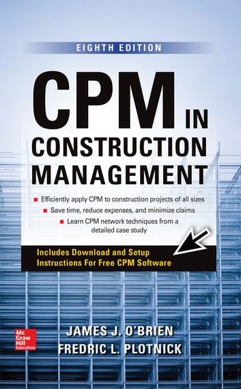 Cpm in construction management eighth edition ebook di james j o cpm in construction management eighth edition ebook by james j obrien fandeluxe Gallery