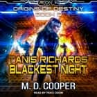 Tanis Richards - Blackest Night audiobook by M. D. Cooper
