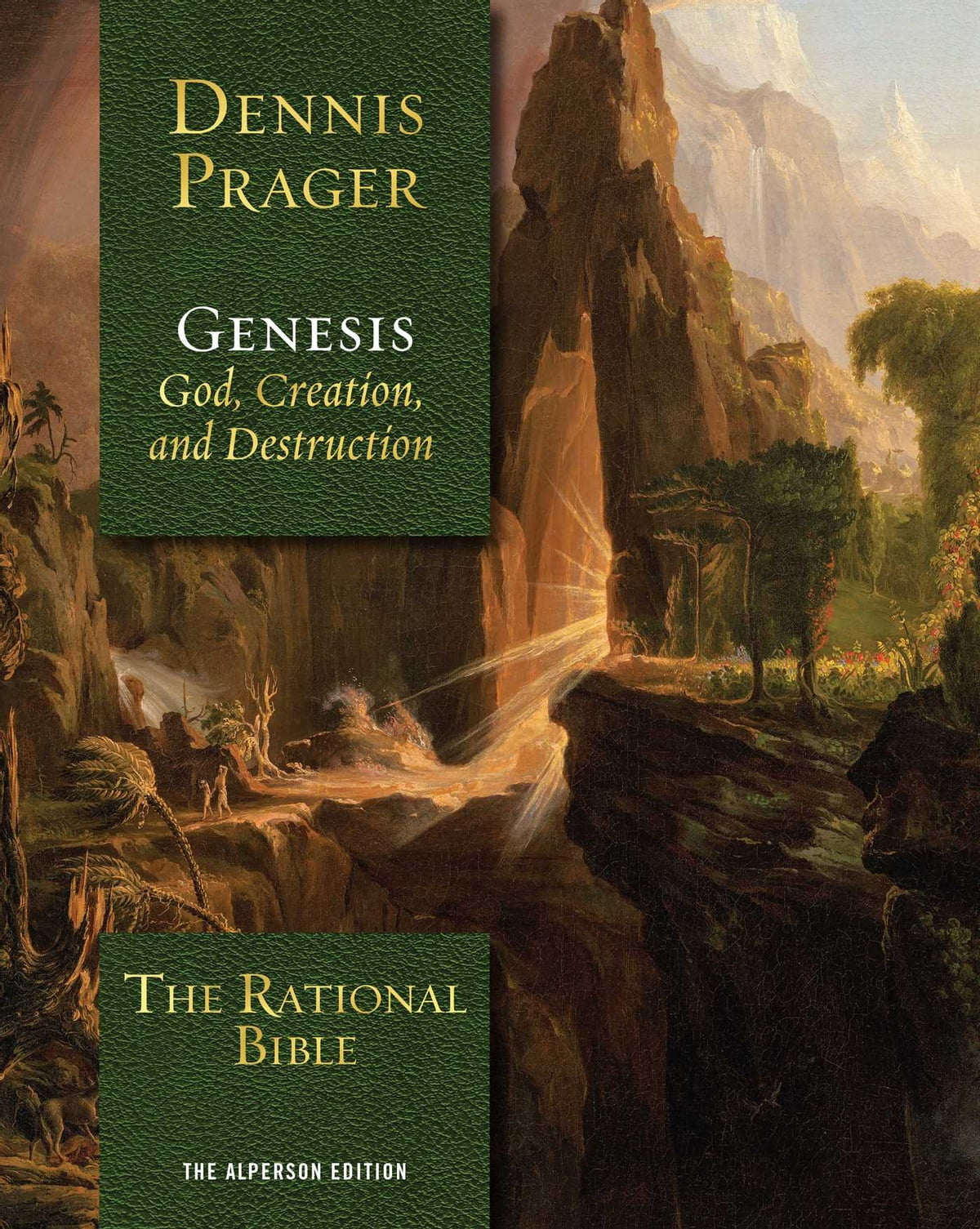 Ebook The Rational Bible Genesis By Dennis Prager