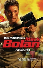 Fireburst ebook by Don Pendleton