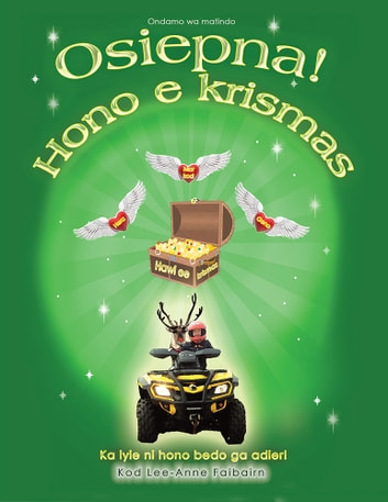 Osiepna! Hono e krismas ebook by Lee-anne Fairbairn