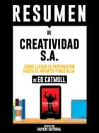 Resumen De ebook by Sapiens Editorial, Sapiens Editorial