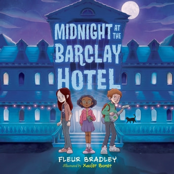 Midnight at the Barclay Hotel audiobook by Fleur Bradley
