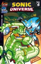 Sonic Universe #86 ebook by Ian Flynn, Adam Bryce Thomas, Jim Amash