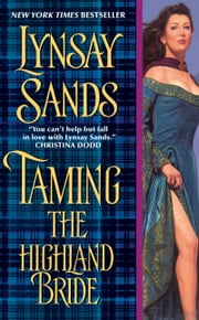 Taming the Highland Bride ebook by Lynsay Sands