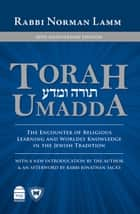 Torah Umadda ebook by Lamm, Norman