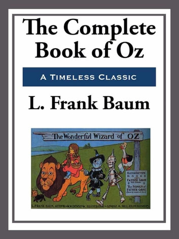 The Complete Book of Oz ebook by L. Frank Baum