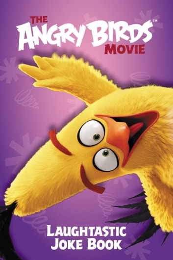 The Angry Birds Movie: Laughtastic Joke Book ebook by Courtney Carbone