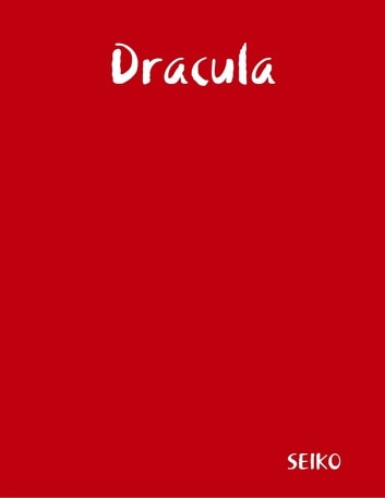 Dracula ebook by SEIKO