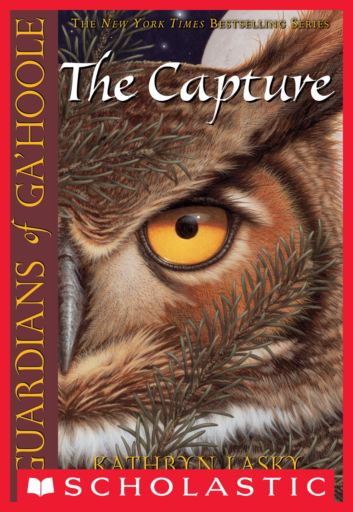 Guardians Of Ga'hoole #1: The Capture  (movie Cover) Ebook