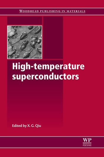 High-Temperature Superconductors ebook by