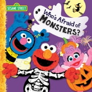 Who's Afraid of Monsters? (Sesame Street) ebook by Mary Tillworth,Joe Mathieu