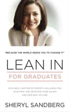 Lean In - For Graduates ebook by Sheryl Sandberg