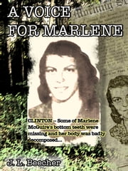 A Voice for Marlene ebook by Jane Beecher