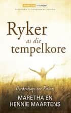 Ryker as die tempelkore ebook by Maretha Maartens, Hennie Maartens