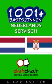 1001+ basiszinnen nederlands - Servisch ebook by Gilad Soffer