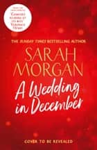A Wedding In December ekitaplar by Sarah Morgan